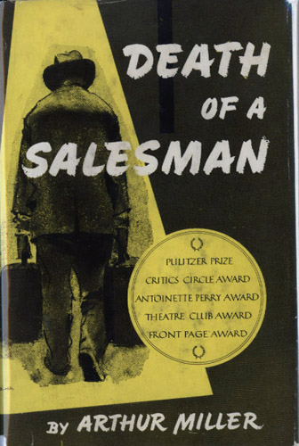 the mental and psychiatric issues in death of a salesman a play by arthur miller Arthur miller critical essays social and ethical issues central to miller's family in the play death of a salesman arthur miller's death of a salesman.